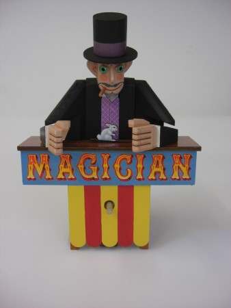 Magician by Peter Massey